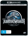Jurassic World (4K UHD Blu Ray)