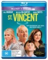 ST VINCENT (BLU RAY)