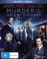 Murder On The Orient Express (2017) (Blu Ray)