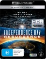 Independence Day - Resurgence (4K UHD Blu Ray)