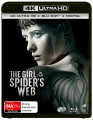 The Girl In The Spiders Web (4K UHD Blu Ray)