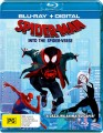 Spider-Man: Into the Spider-Verse (Blu Ray)