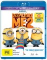 DESPICABLE ME 2 (BLU RAY)