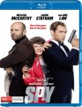SPY (2015) (BLU RAY)