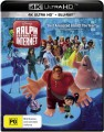 Ralph Breaks The Internet (4K UHD Blu Ray)