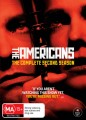 THE AMERICANS - COMPLETE SEASON 2
