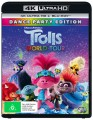 Trolls World Tour (4K UHD Blu Ray)