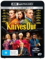 Knives Out (4K UHD Blu Ray)