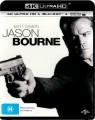 Jason Bourne (4K UHD Blu Ray)