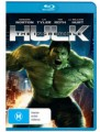 Incredible Hulk (Edward Norton)  (Blu Ray)