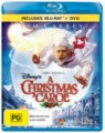 CHRISTMAS CAROL (2009) (BLU RAY & DVD)