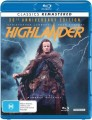 Highlander (1986) (30th Anniversary Remastered) (Blu Ray)