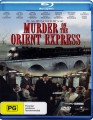MURDER ON THE ORIENT EXPRESS (1974) (BLU RAY)