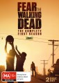 FEAR THE WALKING DEAD - COMPLETE SEASON 1