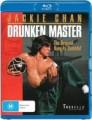 Drunken Master (Blu Ray)