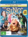 Sing (4K Blu Ray UHD)