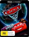 Cars 2 (4K UHD Blu Ray)