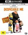 DESPICABLE ME (4K UHD BLU RAY)