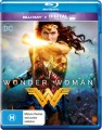 Wonder Woman (2017) (Blu Ray)