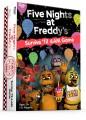 Five Nights At Freddys - Survive 'Til 6am Game (Board Game)