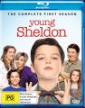 Young Sheldon - Complete Season 1 (Blu Ray)