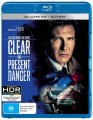 Clear And Present Danger (4K UHD Blu Ray)