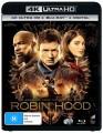 Robin Hood (2018) (4K UHD Blu Ray)