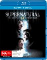 Supernatural - Complete Season 14 (Blu Ray)