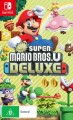 New Super Mario Bros U Deluxe (Switch Game)