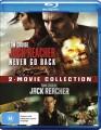 JACK REACHER / JACK REACHER - NEVER GO BACK (BLU RAY)