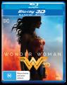 Wonder Woman (2017) (3D Blu Ray)