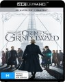 Fantastic Beasts - The Crimes Of Grindelwald (4K UHD Blu Ray)