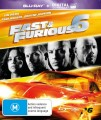 FAST AND FURIOUS 6 (BLU RAY)