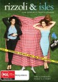 RIZZOLI AND ISLES - COMPLETE SEASON 4