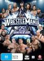 WWE - Wrestlemania 25