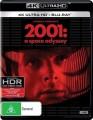 2001 - A Space Odyssey (4K UHD Blu Ray)