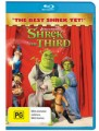 SHREK THE THIRD  (BLU RAY)