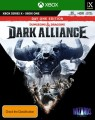 Dungeons And Dragons Dark Alliance Day One (Xbox X Game)