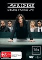 Law And Order SVU Special Victims Unit - Complete Season 16