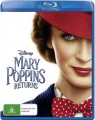 Mary Poppins Returns (Blu Ray)