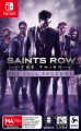 Saints Row The Third (Switch Game)