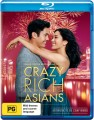 Crazy Rich Asians (Blu Ray)