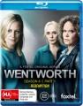 Wentworth - Season 8 (Blu Ray)
