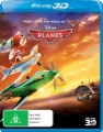 PLANES 3D (BLU RAY)