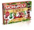 Christmas Edition (Monopoly Board Game)