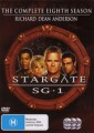Stargate SG-1: Complete Season 8