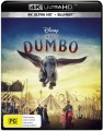 Dumbo (2019) (4K UHD Blu Ray)