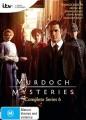 MURDOCH MYSTERIES - COMPLETE SEASON 6