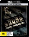 Harry Potter And The Prisoner Of Azkaban (4K Blu Ray UHD)