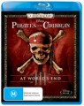 Pirates Of The Caribbean 3: At Worlds End (Blu Ray)